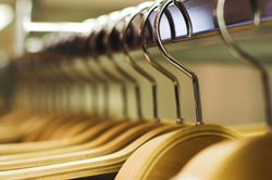 Clothes store - hangers